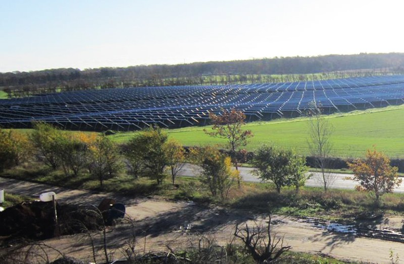 Dronninglund in Denmark delivers sustainable heat with solar
